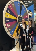 Exhibition hostesses NEC