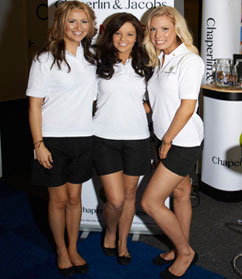 Corporate Hostesses NEC