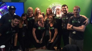 exhibition staff ricoh arena Coventry