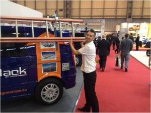 event staff to set up and pack down at the NEC Birmingham