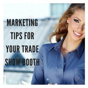 tips for trade shows