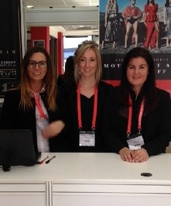 hire sales staff at Printwear & Promotion Show