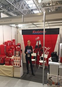 hire temporary staff at the NEC Caravan & motorhome show