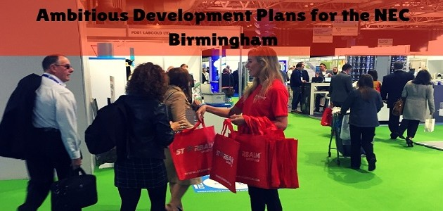 Ambitious Development Plans for the NEC Birmingham