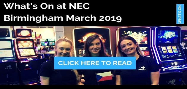 What's on at NEC Birmingham March 2019