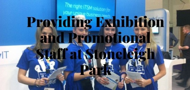Providing Exhibition and Promotional Staff at Stoneleigh Park
