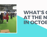 What's on at the NEC in October?